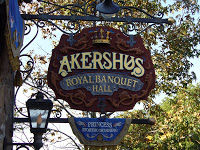 Akershus Banquet Hall at Epcot Norway