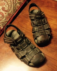 Sandals and Plantar Fasciitis