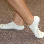 Great toe extensor stretch