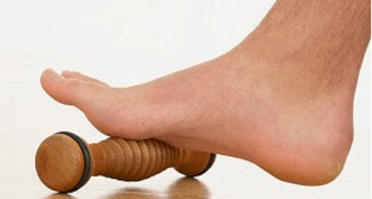 Use Foot Massage Sticks and Rollers Anytime, Anywhere ...