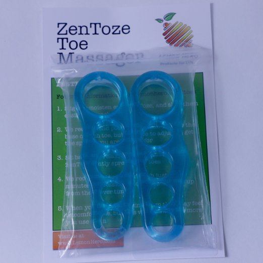 LemonHero Foot Care Toe Spacers
