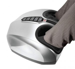UComfy shiatsu heated foot massager